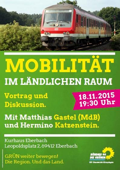 Nachhaltige Mobilität im ländlichen Raum