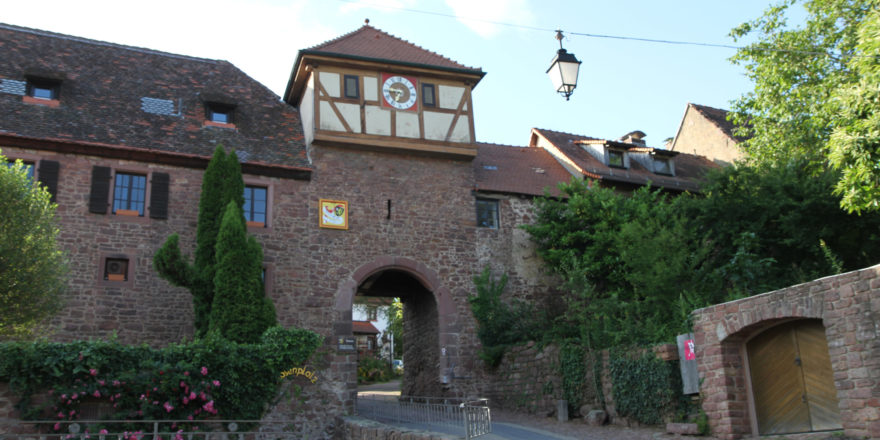 Jugendherberge Dilsberg