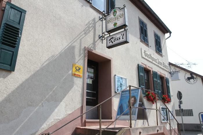 Dorfladen Pluspunkt in Epfenbach