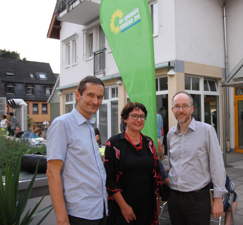 Mit Barbara Saebel und Matthias Gastel.