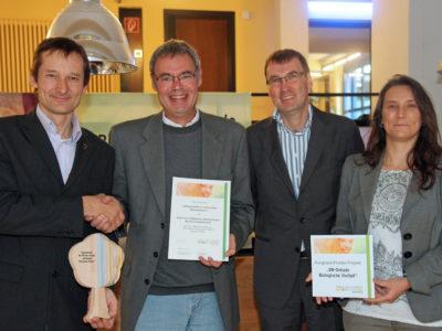 Kursangebot am Gymnasium Neckarbischofsheim wird UN-Dekade-Projekt