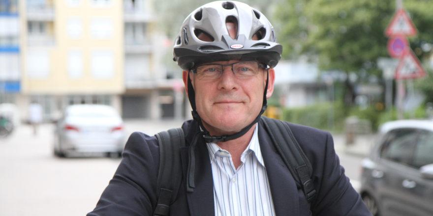 "Verkehrsminister Winfried ""Winne"" Hermann."